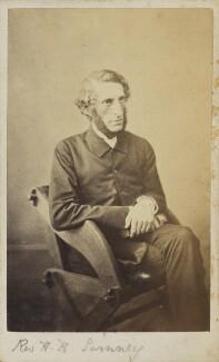 Henry Hutchinson Swinny, by Unknown photographer - NPG Ax9789