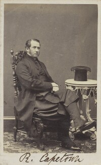 Robert Gray, by Unknown photographer - NPG Ax9814