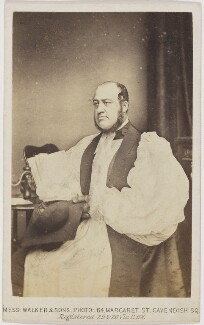 Thomas Baker Morrell, by William Walker & Sons - NPG Ax9843
