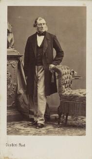 Henry Labouchere, Baron Taunton, by Disdéri - NPG Ax9861