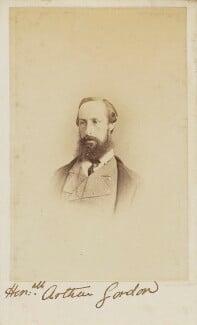 Arthur Charles Hamilton-Gordon, 1st Baron Stanmore, by Unknown photographer - NPG Ax9892
