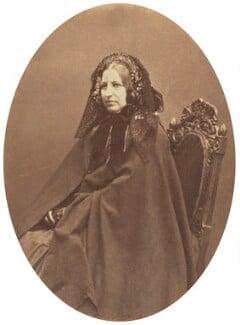 Anne Parry (née Combe), by Herbert Watkins - NPG P301(59)