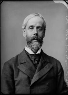 Egerton Hubbard Addington, 2nd Baron Addington, by Alexander Bassano, 1895 - NPG x1047 - © National Portrait Gallery, London