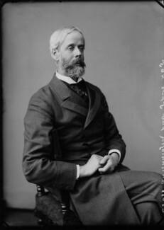 Egerton Hubbard Addington, 2nd Baron Addington, by Alexander Bassano, 1895 - NPG x1051 - © National Portrait Gallery, London