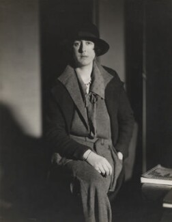 Vita Sackville-West, by Howard Coster - NPG x10667