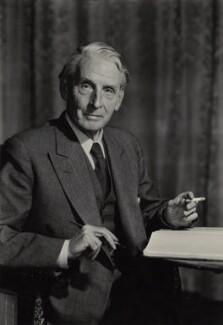 Charles Langbridge Morgan, by Howard Coster - NPG x10671