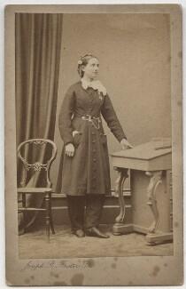 Mary Edwards Walker, by Joseph B. Forster - NPG x1088
