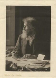 Wilfrid Scawen Blunt, by Elliott & Fry - NPG x1116