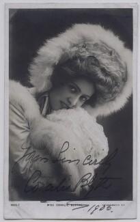 Coralie Blythe, by Unknown photographer - NPG x1123
