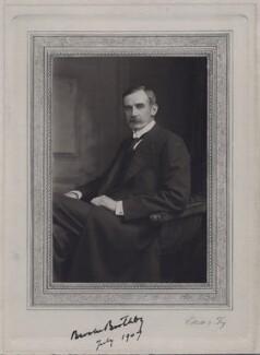 Sir Brooke Boothby, 11th Bt, by Elliott & Fry - NPG x1169
