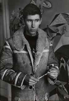 John Craxton, by Felix H. Man (Hans Baumann), 1940s - NPG x11800 - © National Portrait Gallery, London