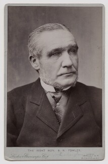 Henry Hartley Fowler, 1st Viscount Wolverhampton, by London Stereoscopic & Photographic Company - NPG x11847