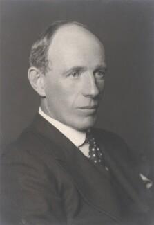 Edward Frederick Lindley Wood, 1st Earl of Halifax, by Walter Stoneman - NPG x11854