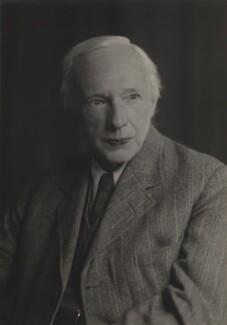 G.E. Moore, by Walter Stoneman - NPG x11898