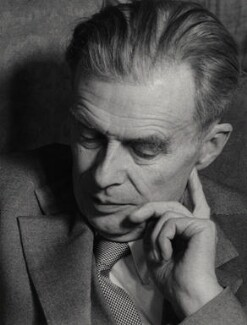 Aldous Huxley, by Wolfgang Suschitzky - NPG x12106