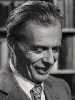 Aldous Huxley, by Wolfgang Suschitzky - NPG x12107