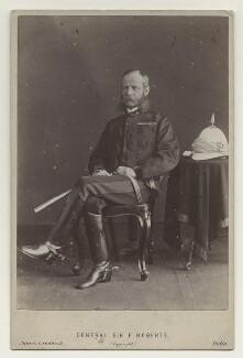Frederick Sleigh Roberts, 1st Earl Roberts, by James Craddock, 1870s - NPG x12481 - © National Portrait Gallery, London