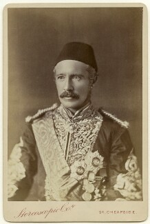 Charles George Gordon, by London Stereoscopic & Photographic Company - NPG x12604