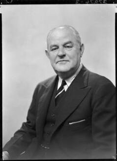 Sir Albert Gerald Stern, by Lenare - NPG x1262
