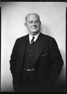 Sir Albert Gerald Stern, by Lenare - NPG x1263