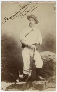Arthur Jermy Mounteney Jephson, by Unknown photographer - NPG x12642