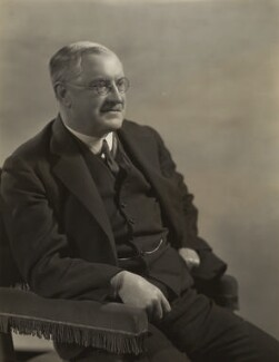 Sir (William) Emsley Carr, by Unknown photographer - NPG x126465