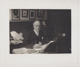 Karl Pearson, by Unknown photographer - NPG x12710