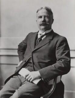 William Robert Wellesley, 1st Earl Peel, by Olive Edis - NPG x12713