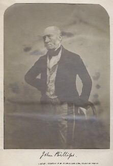 John Phillips, by Unknown photographer - NPG x12733