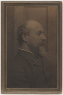 Cormell Price, by Frederick Hollyer - NPG x12766