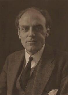 John Charles Walsham Reith, 1st Baron Reith, by Olive Edis - NPG x12799