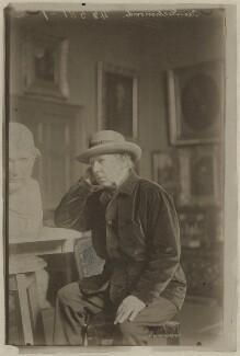 George Richmond, by H. Palmer - NPG x12812