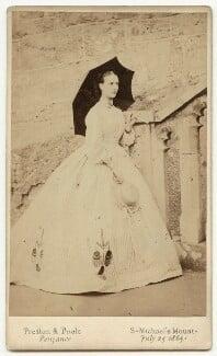 Queen Alexandra, by Preston & Poole, 25 July 1865 - NPG x12843 - © National Portrait Gallery, London