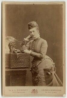 Queen Alexandra, by W. & D. Downey - NPG x12854