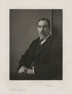 Sir William Ramsay, by Unknown photographer - NPG x12886