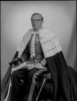 Peter Alexander Rupert Carington, 6th Baron Carrington, by Navana Vandyk - NPG x129063