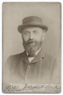 William Thomas Stead, by Medrington's Ltd - NPG x12923