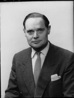 Sir Douglas Robert Stewart Bader, by Vandyk - NPG x129454