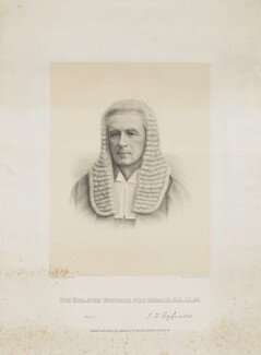 John Donohoe Fitzgerald, by Charles William Walton - NPG D9524