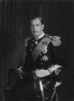 Prince George, Duke of Kent, by Vandyk, 27 May 1930 - NPG x130196 - © National Portrait Gallery, London