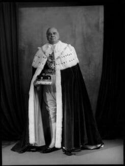 Hastings Lionel ('Pug') Ismay, 1st Baron Ismay, by Navana Vandyk - NPG x130717