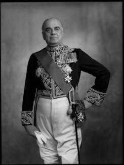 Hastings Lionel ('Pug') Ismay, 1st Baron Ismay, by Navana Vandyk - NPG x130721