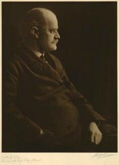 Sir Hugh Percy Allen, by Philip Brain - NPG x13175