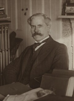 Ramsay MacDonald, by London News Agency - NPG x13192