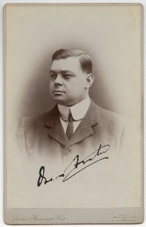 (Thomas Stange Heiss) Oscar Asche, by London Stereoscopic & Photographic Company - NPG x13200