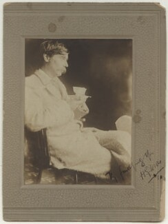 H.G. Wells, by Unknown photographer, 1890s - NPG x13210 - © National Portrait Gallery, London