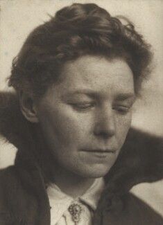 Ethel Lilian Voynich (née Boole), by Unknown photographer - NPG x13278