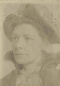 Ethel Lilian Voynich (née Boole), by Unknown photographer - NPG x13279