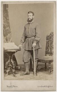 Arthur Bingham Walkley, by John Jabez Edwin Mayall - NPG x13283