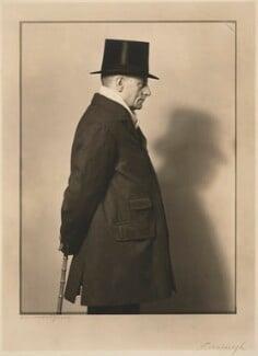 Walter Sickert, by Edward Drummond Young - NPG x13288